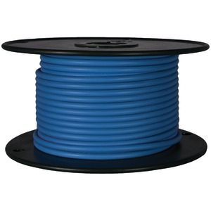 BATTERY DOCTOR GXL Crosslink Wire, 100ft Spool (18 Gauge, Blue) 81040