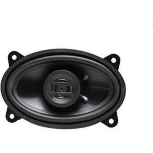 HIFONICS Zeus Series Coaxial 4ohm Speakers (4 inch. x 6 inch., 2 Way, 200 Watts max) ZS46CX