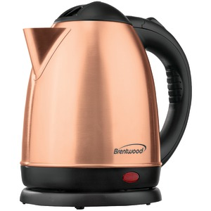 BRENTWOOD Electric Stainless Steel Kettle (1.5 Liter) KT-1780RG