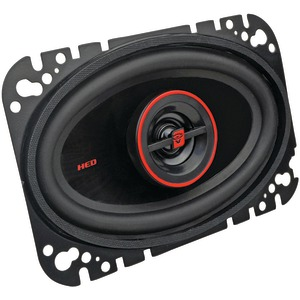 CERWIN-VEGA MOBILE HED(R) Series 2-Way Coaxial Speakers (4 inch. x 6 inch., 275 Watts max) H746