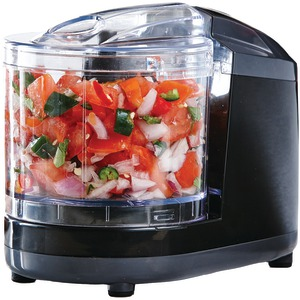 BRENTWOOD Mini Food Chopper (Black) MC-108B
