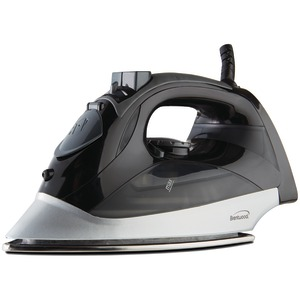 BRENTWOOD Steam Iron with Auto Shutoff MPI-90BK