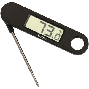 TAYLOR Digital Folding Probe Thermometer 1476