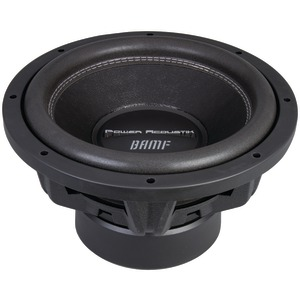 POWER ACOUSTIK BAMF Series Subwoofer (12 inch., 3,500 Watts max, Dual 4ohm ) BAMF-124