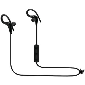 Bluetooth(R) Earbuds with Microphone (Black)