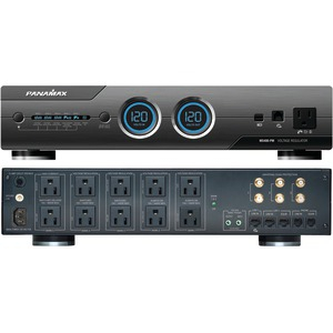 PANAMAX 11-Outlet MAX(R) 5400-PM Home Theater Power Conditioner M5400-PM