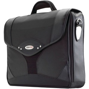 MOBILE EDGE Select Briefcase for 15.6 inch.-17 inch. Mac (Black) MEBCS1