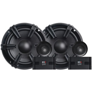 MB QUART 6.5 inch. Discus Series Component Speaker System with Tweeters DK1-216