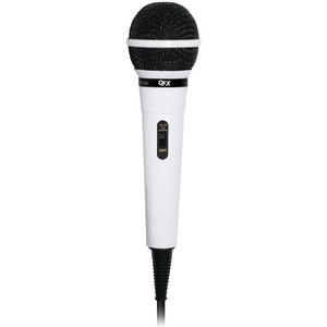 QFX Unidirectional Dynamic Microphone with 10ft Cable M-106