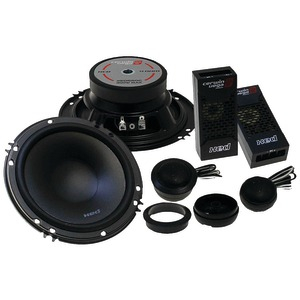 CERWIN-VEGA MOBILE XED 5.25 inch. 2-Way Component Speakers XED525C
