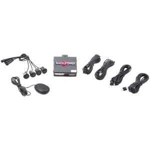 CRIMESTOPPER Front Parking Assist with Audible Alert & Matte Sensors CA-5017.MATT.2