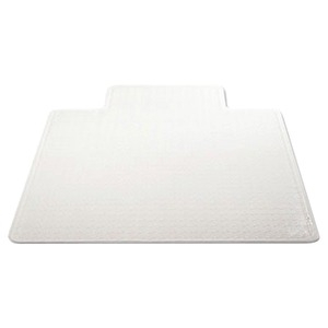 DEFLECTO Chairmat with Lip (36 inch. x 48 inch. Low Pile) CM13113COM