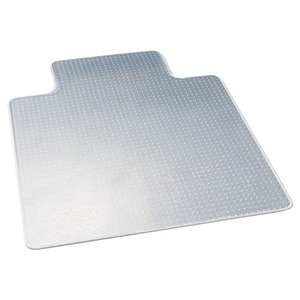DEFLECTO Chairmat with Lip (45 inch. x 53 inch. Low Pile ) CM13233COM