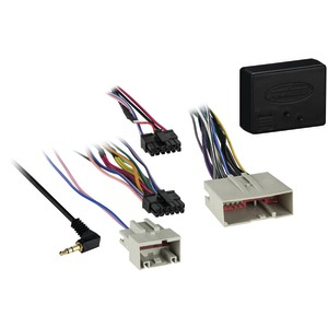 BASIX Retention Interface (For Select 2007 & Up Ford(R) Accessory & Navigation Output)