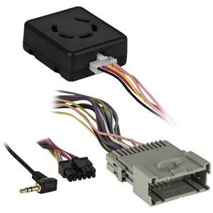 BASIX Retention Interface (For Select 2000-2013 GM(R) Accessory with Chime-ASWC PNP)
