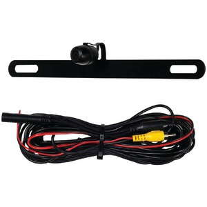 IBEAM Above License Plate Camera Black TE-BPC