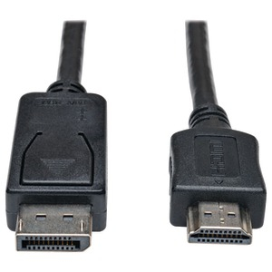 TRIPPLITE DisplayPort to HDMI Adapter 3 ft P582-003