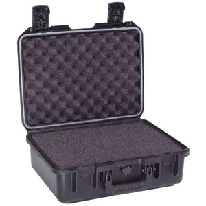 PELICAN M9 4-Pack Injected Molded Storage Case with Pre-Cut Foam 472PWCM92BLK