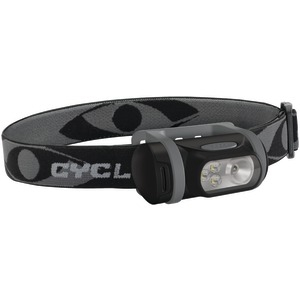 CYCLOPS 112-Lumen Titan XP LED Headlight (Black-Gray) CYC-TITANXP