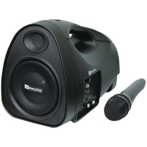 AMPLIVOX Mity-Lite(R) Portable PA System SW300