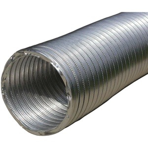 BUILDERS BEST 3 inch. x 8ft V220 Light-Gauge Plain Pipe 111583
