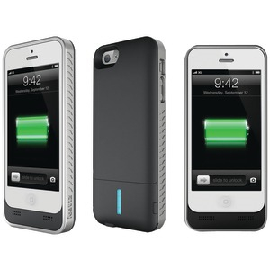 iPhone(R) 5-5s Mojo Refuel 2200mAh Battery Charger Case