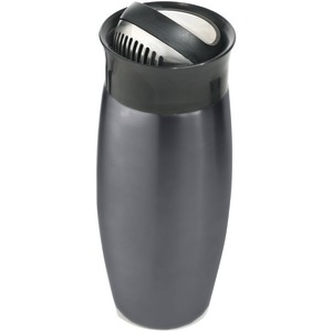 24oz Flip-Top Cocktail Shaker (Gunmetal Gray)