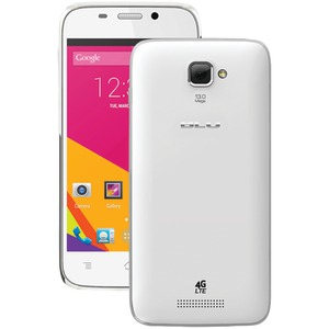 Studio 5.0 LTE HD Cellular Phone (White)