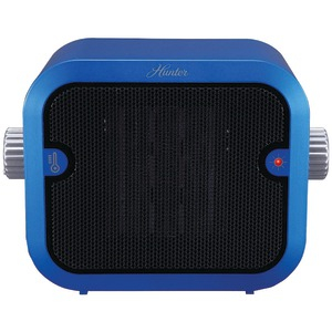 Retro Ceramic Space Heater (Blue)