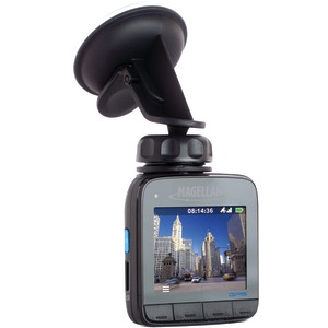 MAGELLAN MiVue(TM) 538 HD DashCam with GPS & Time Stamps MV0538SGXXX