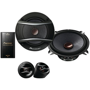 PIONEER 5.25 inch. A-Series 300-Watt Component Speakers TS-A1306C