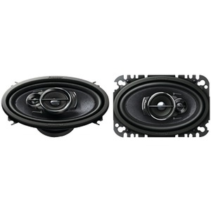 PIONEER 4 inch. x 6 inch. A-Series 200-Watt 3-Way Speakers TS-A4676R