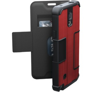 Samsung(R) Galaxy Note(R) 4 Folio Case (Rogue Red)
