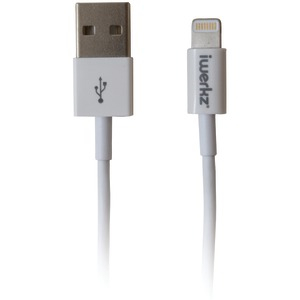 Lightning(TM) Charge & Sync Cable 4ft (White)