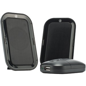 AcoustiX(TM) Deluxe Portable Speakers