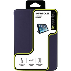 IESSENTIALS iPad Air(R) 2 Smart Case (Blue) IPADA2-SMART-BL