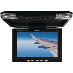 XOVISION 12.2 inch. Ceiling-Mount LCD Monitor with IR Transmitter GX2156B