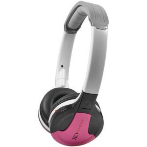 XOVISION IR Wireless Foldable Headphones (Pink) IR630P