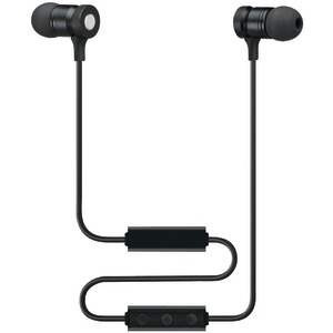 SOUND AURA Bluetooth(R) Magnetic Earbuds with Microphone SAEB16B