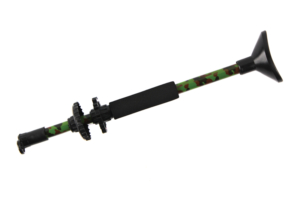 WJ 12 inchesANODIZ BLOWGUN 1PC GREEN CAMO B8557CM