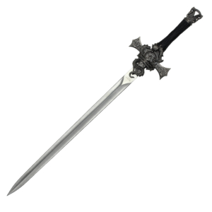 WJ 28 inches Dragon Sword w- Candle Holder H-1818