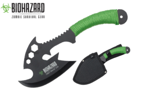 Biohazard 12 inches Zombie Axe H-806