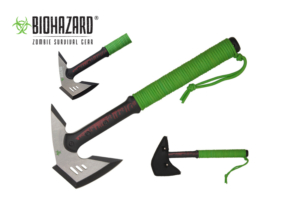 16 1-4 inches Zombie Axe