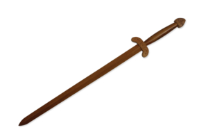 WJ 39 inches Wooden Thai Chi Sword K-94211