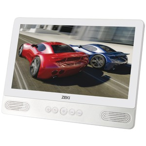 ZEKI 9 inch. Android(TM) 5.1 Quad-Core 8GB Tablet with DVD Player TBDV986W