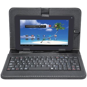 PROSCAN 7 inch. Android(TM) 6.0 Quad-Core Internet Tablet with Case & Keyboard PLT7770G