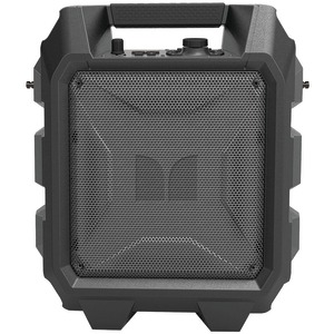 MONSTER Rockin' Roller Mini Portable Indoor/Outdoor Bluetooth(R) Speaker RRMIN