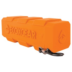 ECOXGEAR 2,600mAh EcoCharge Waterproof Power Bank (Orange) GDI-EXCH2600