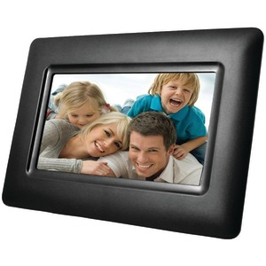 NAXA 7 inch.-Class Digital Photo Frame NF-501