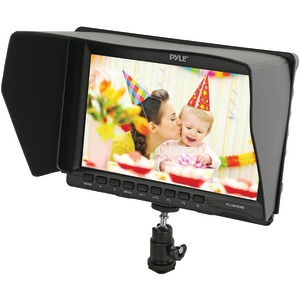 PYLE 7 inch. Camera Field Monitor PLCMHD80